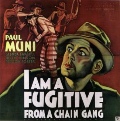 I Am a Fugitive from a Chain Gang movie poster (1932) poster MOV_f02fb4b9
