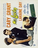 Mr. Lucky movie poster (1943) picture MOV_f0309c46