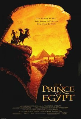 The Prince of Egypt movie poster (1998) poster MOV_f031a323