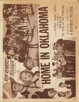 Home in Oklahoma movie poster (1946) picture MOV_f034c536