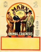 Animal Crackers movie poster (1930) picture MOV_f0367291