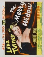 The Merry Widow movie poster (1952) picture MOV_f0367693