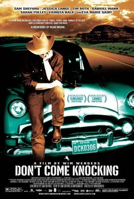 Don't Come Knocking movie poster (2005) poster MOV_f037e03a