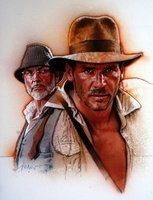 Indiana Jones and the Last Crusade movie poster (1989) picture MOV_f03a75ee