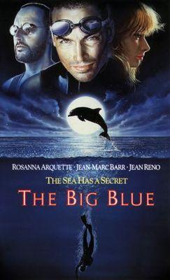 Grand bleu, Le movie poster (1988) poster MOV_f03b197b