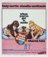 Don't Make Waves movie poster (1967) picture MOV_f03e1416