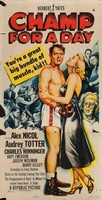 Champ for a Day movie poster (1953) picture MOV_f03f2e56