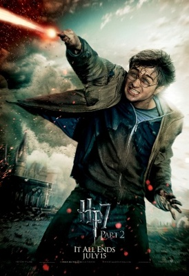 Harry Potter and the Deathly Hallows: Part II movie poster (2011) poster MOV_f049a1dc