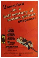 Witness for the Prosecution movie poster (1957) picture MOV_f04b77f4