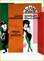 Irma la Douce movie poster (1963) picture MOV_9225ad12