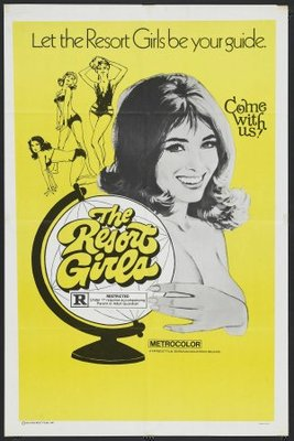 The Resort Girls movie poster (1973) poster MOV_f05c2356