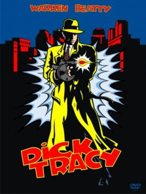 Dick Tracy movie poster (1990) poster MOV_f05c5d29