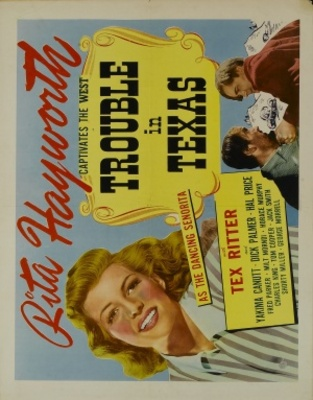 Trouble in Texas movie poster (1937) poster MOV_f063d90f