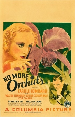 No More Orchids movie poster (1932) poster MOV_f066a58e