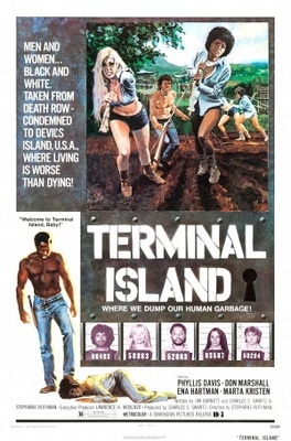 Terminal Island movie poster (1973) poster MOV_f06c539f