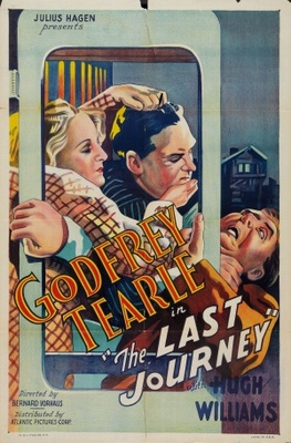 The Last Journey movie poster (1936) poster MOV_f06df6f8