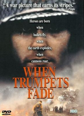 When Trumpets Fade movie poster (1998) poster MOV_f06f16b3