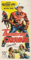 Thundering Caravans movie poster (1952) picture MOV_f071abcf