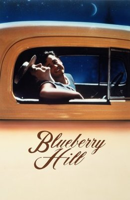 Blueberry Hill movie poster (1988) poster MOV_f072b971