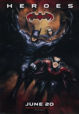 Batman And Robin movie poster (1997) poster MOV_f07bae09