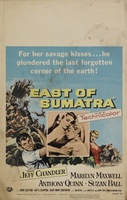East of Sumatra movie poster (1953) picture MOV_f0841360