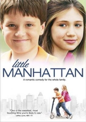 Little Manhattan movie poster (2005) poster MOV_f084978f