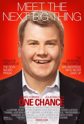 One Chance movie poster (2013) poster MOV_f085120a