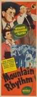 Mountain Rhythm movie poster (1943) picture MOV_f08dee60