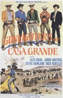 Gunfighters of Casa Grande movie poster (1964) picture MOV_f093010b