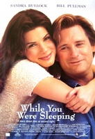 While You Were Sleeping movie poster (1995) picture MOV_f09750ee
