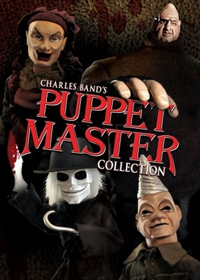Puppet Master movie poster (1989) poster MOV_f09e80bb