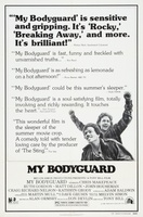 My Bodyguard movie poster (1980) picture MOV_f0a5c85a