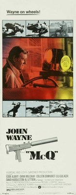 McQ movie poster (1974) poster MOV_f0a8aaa7