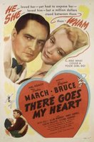 There Goes My Heart movie poster (1938) picture MOV_f0a96529