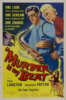Murder Is My Beat movie poster (1955) picture MOV_f0b25daa