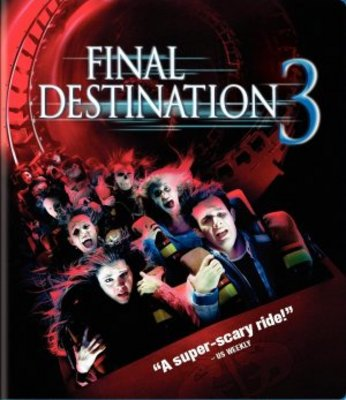 Final Destination 3 movie poster (2006) poster MOV_f0b8a2d9