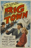 Big Town movie poster (1947) picture MOV_f0bca186