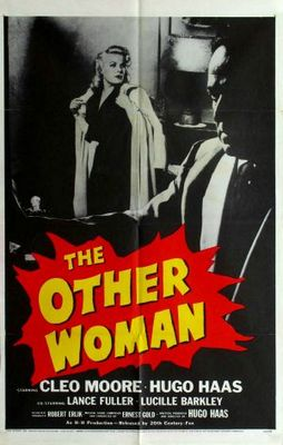 The Other Woman movie poster (1954) poster MOV_f0c61d3f