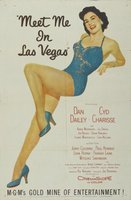 Meet Me in Las Vegas movie poster (1956) picture MOV_f0c760dc