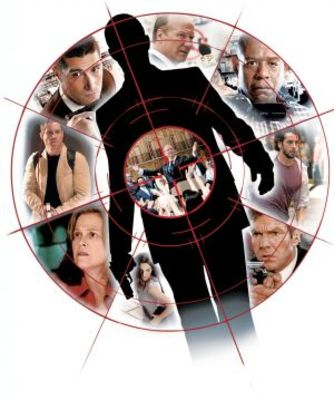 Vantage Point movie poster (2008) poster MOV_f0c7b7c7