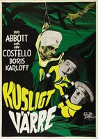Abbott and Costello Meet the Killer, Boris Karloff movie poster (1949) picture MOV_f0c82865