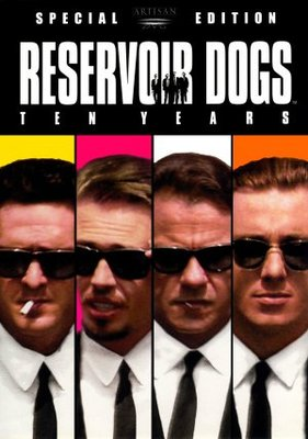 Reservoir Dogs movie poster (1992) poster MOV_f0cabfd3