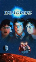 Explorers movie poster (1985) picture MOV_f0cd1e72