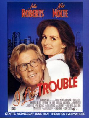 I Love Trouble movie poster (1994) poster MOV_f0d4b912