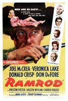Ramrod movie poster (1947) picture MOV_f0d57a1c