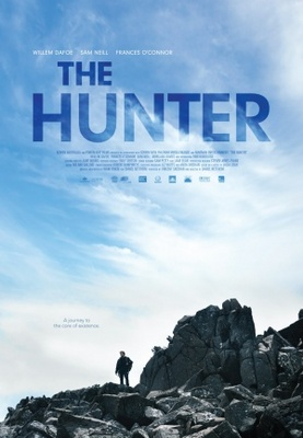 The Hunter movie poster (2011) poster MOV_f0da205e
