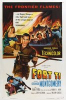 Fort Ti movie poster (1953) picture MOV_f0ee9ffb