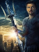 Percy Jackson & the Olympians: The Lightning Thief movie poster (2010) picture MOV_f0f2b94a