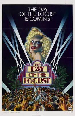 The Day of the Locust movie poster (1975) poster MOV_f0f4131e