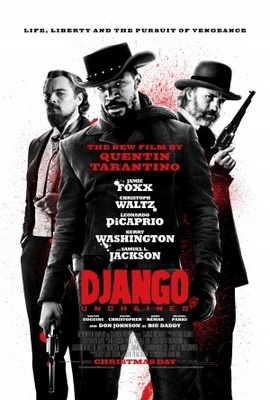 Django Unchained movie poster (2012) poster MOV_f0f7011a